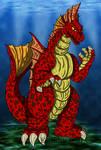 Toho Kaiju - Titanosaurus