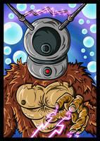 American Monsters - Ro-man Robot Monster