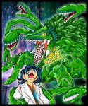 Biollante - Struggle of the Soul