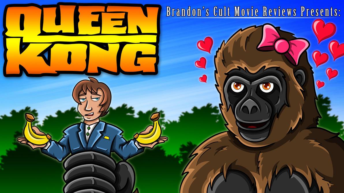 Q is for Queen Kong (1976) - microbrewreviews.blogspot.com