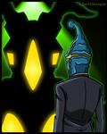Ultraman - Zetton Seijin Prepares for the Invasion by earthbaragon
