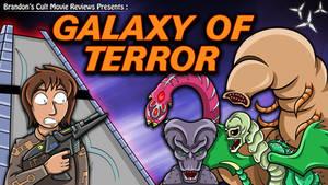 Brandon's Cult Movie Reviews - Galaxy of Terror