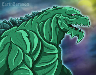 Godzilla Earth - Planet of the Monsters by earthbaragon