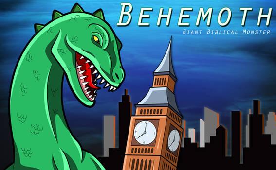 British Kaiju - The Giant Behemoth