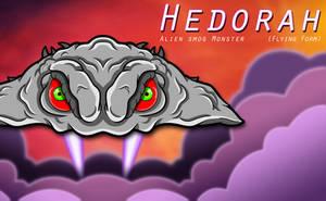 Godzilla Kaiju - Hedorah Flying Form