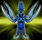 Ultraman Powered Seijin - Powered Baltan