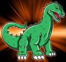 European Kaiju - Palaeosaurus Behemoth