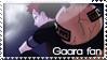 Gaara Fan stamp