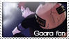 Gaara Fan stamp by SitarPlayerIX
