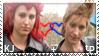 KellyJane + tealpirate stamp