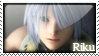 Riku stamp by SitarPlayerIX