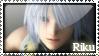 Riku stamp by SitarPlayerIX