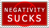 Negativity Stamp by SitarPlayerIX
