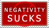 Negativity Stamp by SitarPlayerIX
