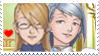 Franziska + Adrian Stamp by SitarPlayerIX