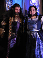 Lotr Epic Thorin Cosplay by Bat13SJx