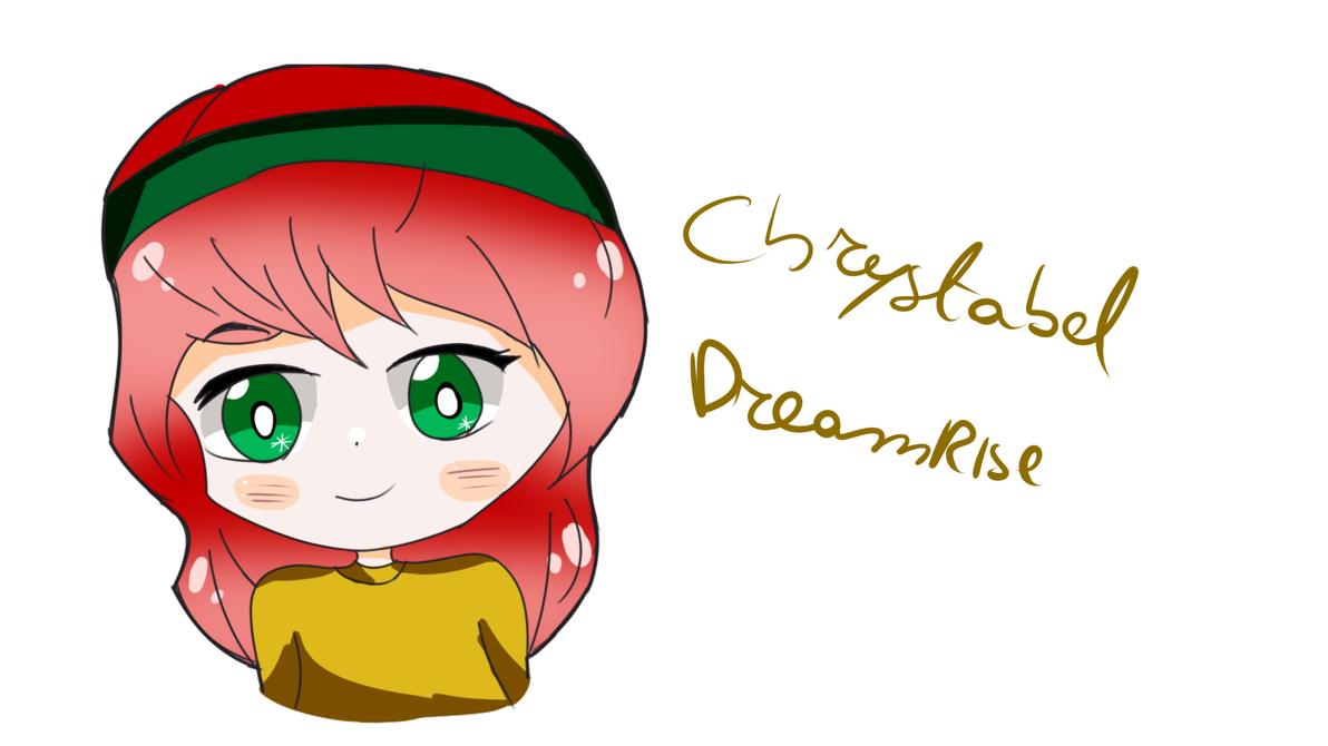 Chrystabel Head by DreamyHeart89