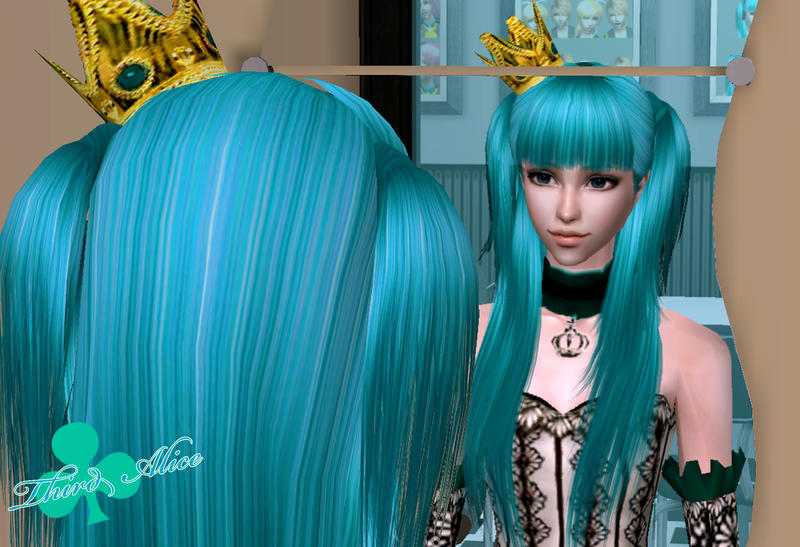 Sims 4 Anime Characters Mod : Third alice vocaloid sims by negativedanna on deviantart