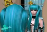 Third Alice VOCALOID Sims 2