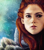 Ygritte by strawberryswing93