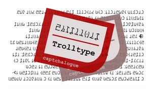 Trolltype 11 - A font for Homestuck Trolls