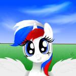 Russia pony