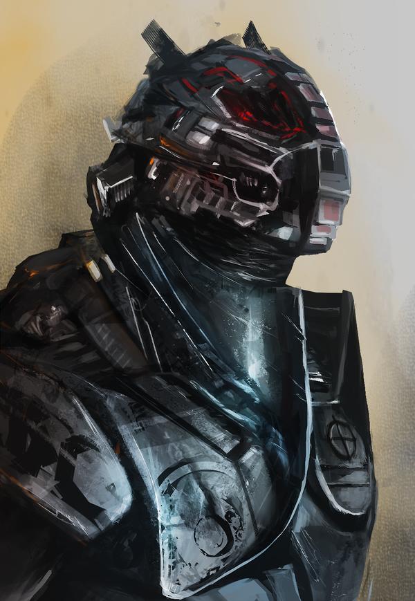 Armor Design by Patriartis