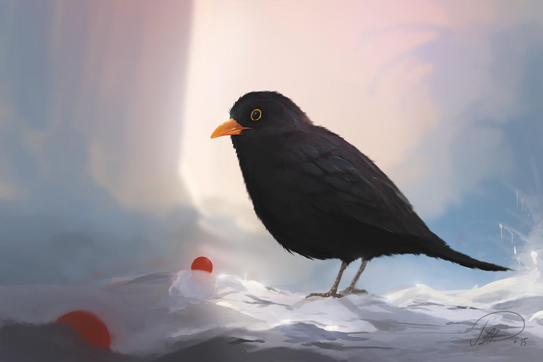 Blackbird by Patriartis