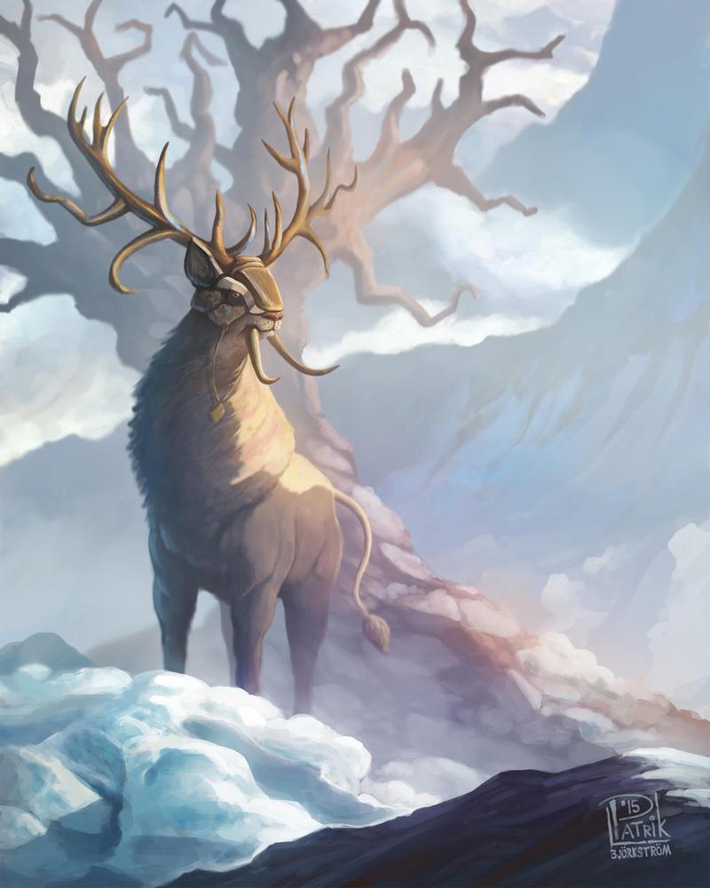 Rudolph? by Patriartis