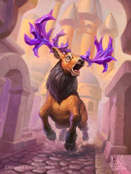 Crystal Stag