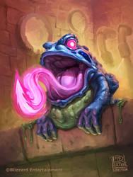 Magic Dart Frog