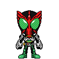 Kamen Rider OOO Takagoriba by 070trigger