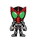 Kamen Rider OOO Takagorzou by 070trigger