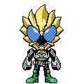 Kamen Rider OOO Ragoriba by 070trigger