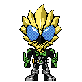 Kamen Rider OOO Rakirizou by 070trigger