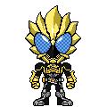 Kamen Rider OOO Ratorazou by 070trigger
