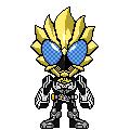 Kamen Rider OOO Ragorzou by 070trigger