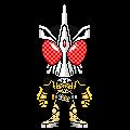 Kamen Rider OOO Satoratah by 070trigger