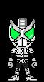 Kamen Rider Roxas by 070trigger