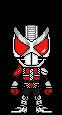 Kamen Rider Roxas KNIGHT by 070trigger