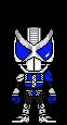 Kamen Rider Roxas BISHOP by 070trigger
