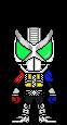 Kamen Rider Roxas CHECKMATE by 070trigger