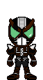 Kamen Rider Dark Roxas by 070trigger