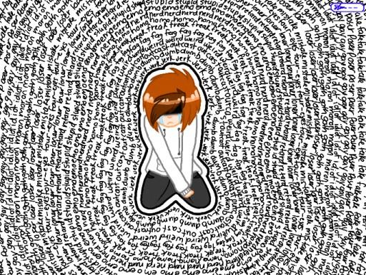Bully Words by Shinyou--Teni on DeviantArt