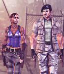 Resident Evil 5 Expendables DLC