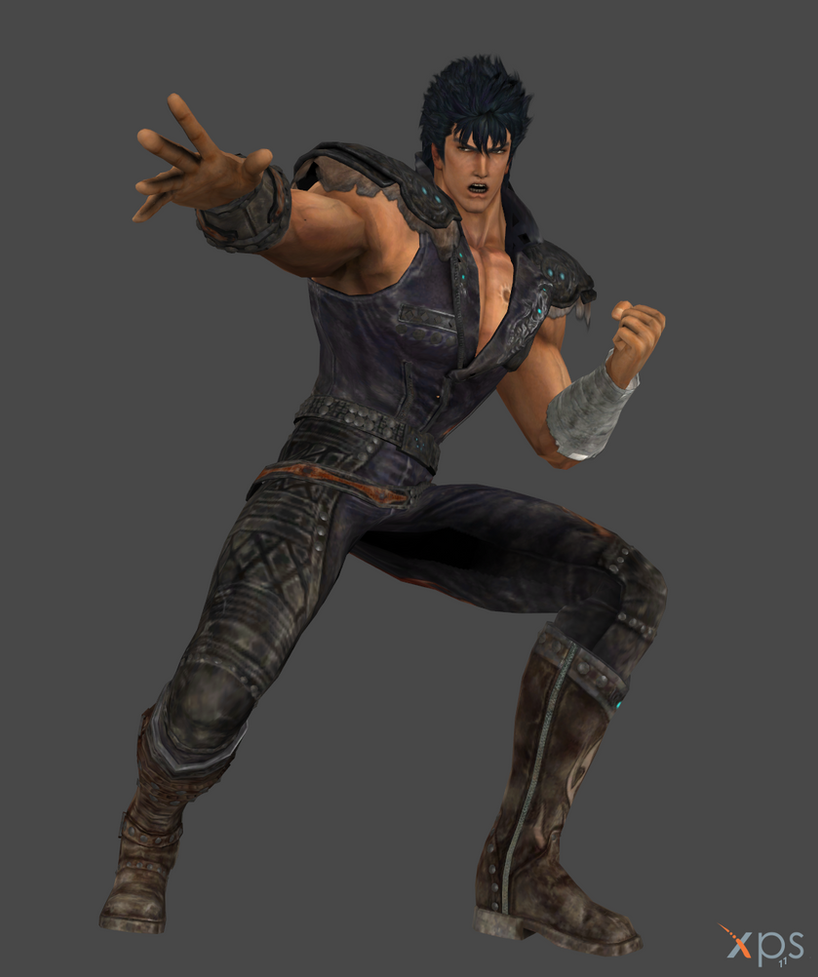 Fist Of The North Star Kenshiro By ThePWA On DeviantArt