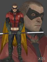 BAK Robin by thePWA