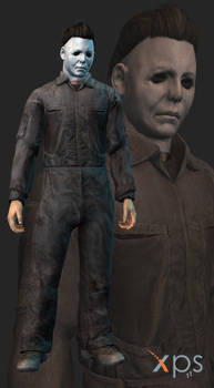 COD Ghosts - Mike Myers (Multiplayer DLC)