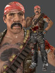 COD Call of the Dead - Danny Trejo