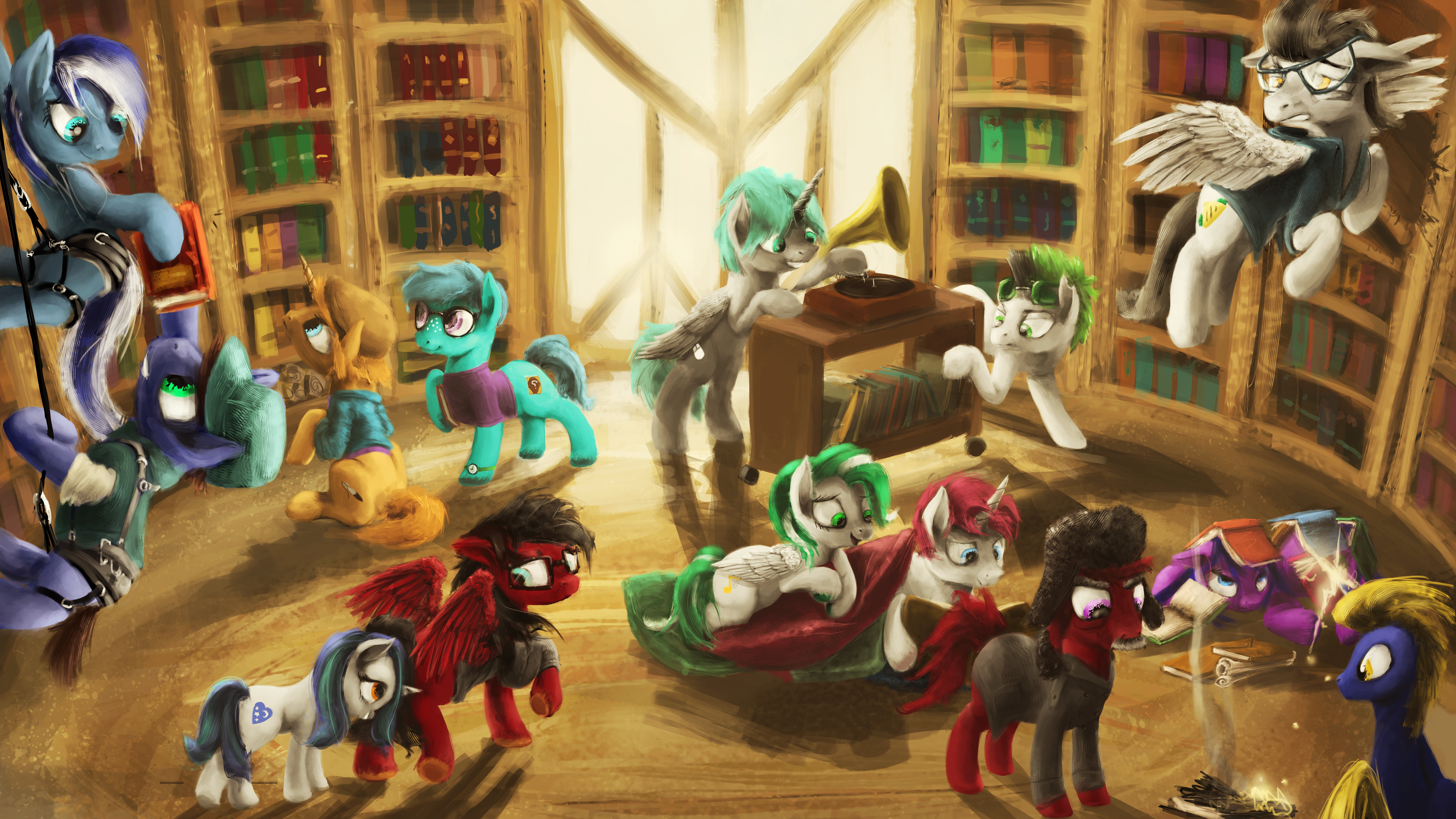 Taco Clubhouse by PonyProse